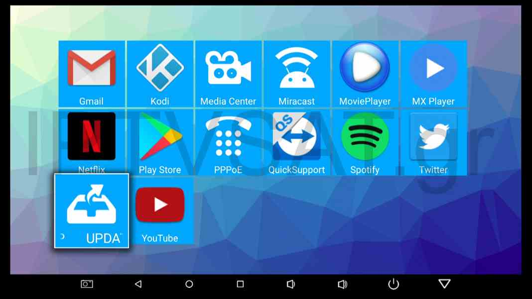 Apps H96 PRO+ b