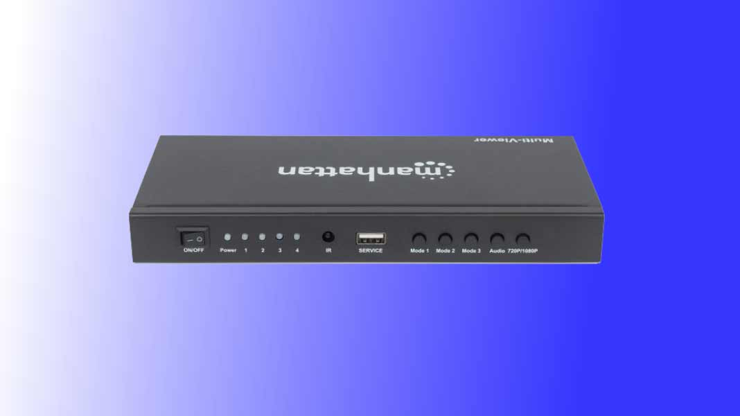 Manhattan-HDMI-Multiviewer-switch