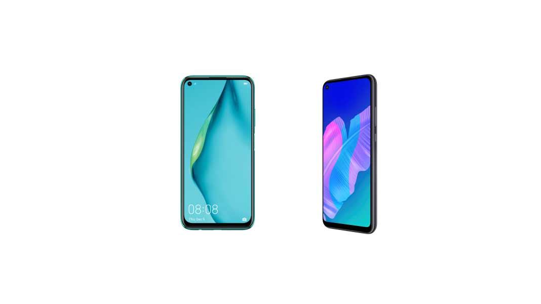 Huawei P40 Lite+P40 Lite-E